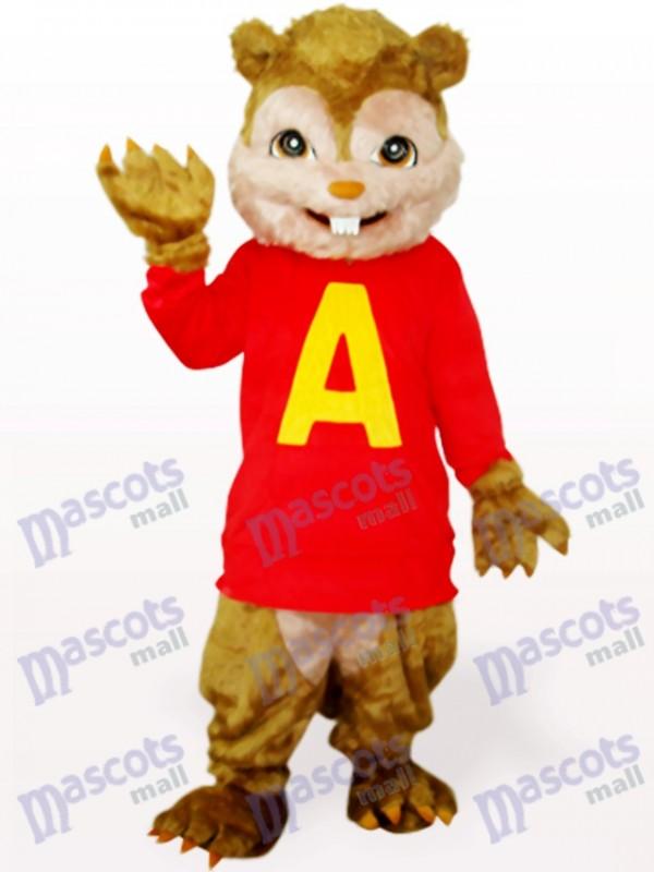 ardilla Disfraz de mascota