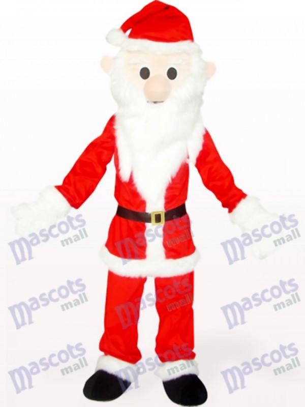 Papa Noel Disfraz de mascota
