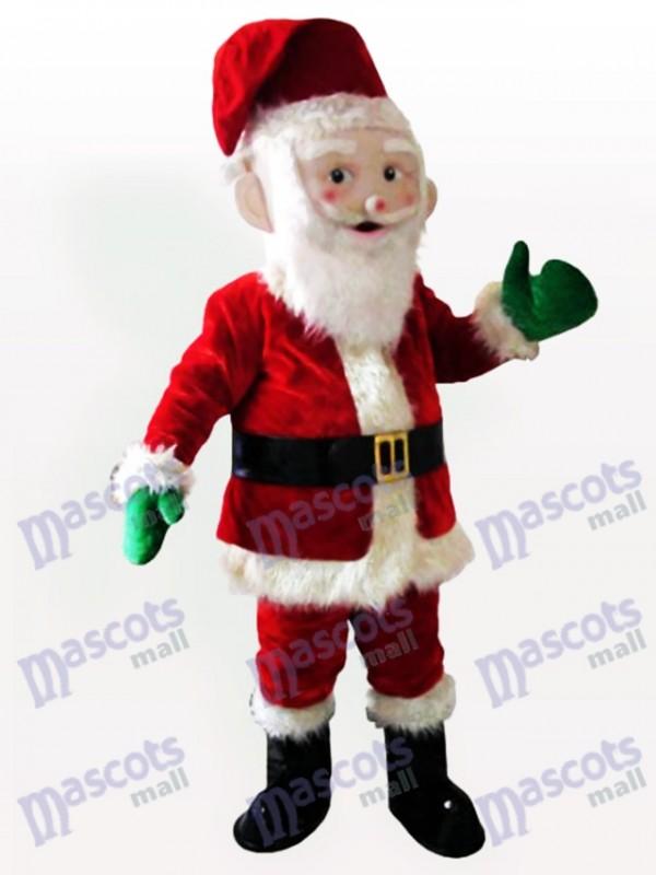 Papá Noel Disfraz de mascota